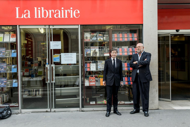 Paris Bookstore 2013 --©Marc Darchinger